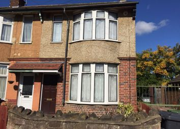 Thumbnail 2 bed semi-detached house to rent in St James Road, Luton