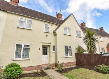 Thumbnail 3 bed terraced house for sale in Cowlsmead, Shurdington, Cheltenham