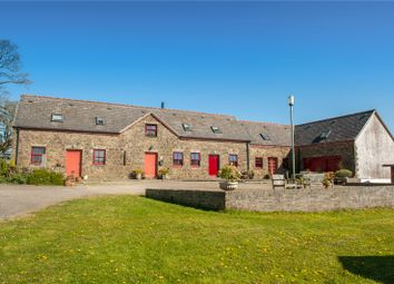 Thumbnail 6 bed detached house for sale in Upper Glanrhyd, Llanddewi Velfrey, Narberth, Pembrokeshire