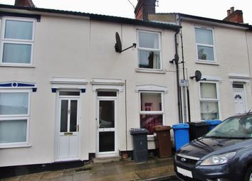 Thumbnail 2 bed terraced house to rent in Finchley Road, Ipswich