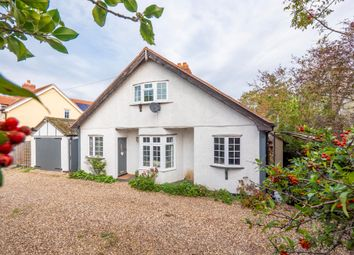 Newton, Sudbury, Suffolk CO10. 3 bed detached house for sale
