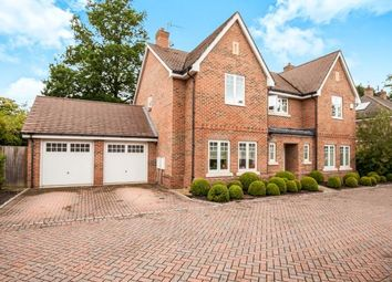 Thumbnail 5 bed detached house for sale in West Byfleet, Surrey