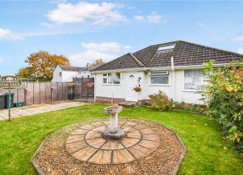 St. Georges Close, Dorchester DT1. 2 bed detached bungalow for sale