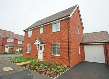 Thumbnail 3 bed detached house to rent in Olympic Park Road, Augusta Park, Andover