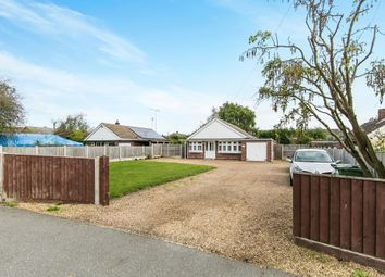 Thumbnail 2 bed detached bungalow for sale in The Drive, Mayland, Chelmsford