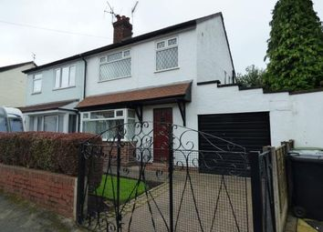 Thumbnail 3 bed semi-detached house for sale in Moran Crescent, Macclesfield, Cheshire