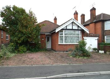 Thumbnail 2 bed detached bungalow for sale in Vancouver Avenue, Spondon, Derby