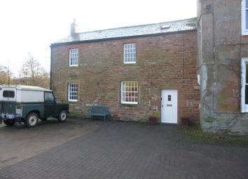 Thumbnail 2 bedroom cottage to rent in Islekirk Hall Cottage, Bolton Wood Lane, Wigton