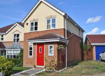 Thumbnail 3 bed detached house for sale in Fortinbras Way, Chelmsford, Essex