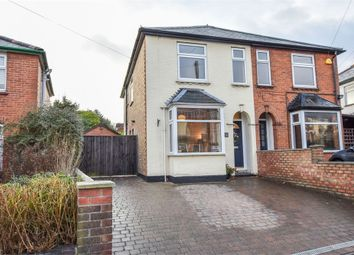 Thumbnail 3 bed detached house for sale in Old Heath Road, Colchester, Essex
