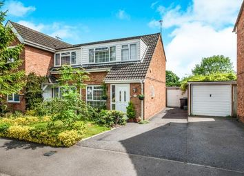 Thumbnail 3 bedroom semi-detached house for sale in Latimer Close, Hemel Hempstead, Hertfordshire