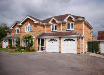 Thumbnail 5 bed detached house for sale in Henry Ryder Close, Abbeymead, Gloucester