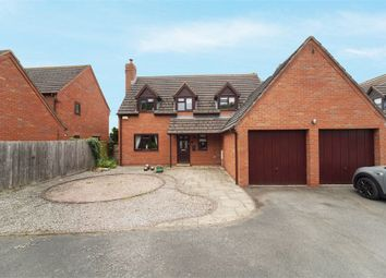 Thumbnail Detached house for sale in Bredon View, Hinton-On-The-Green, Evesham, Worcestershire