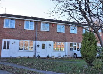 Thumbnail 2 bed terraced house for sale in Cadwell Close, Alvaston, Derby