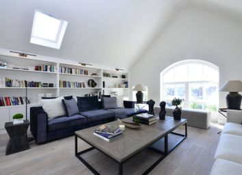 Thumbnail 3 bed flat to rent in Linstead Street, West Hampstead