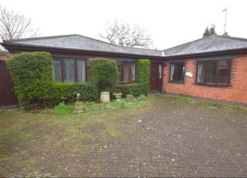 Thumbnail 4 bed bungalow for sale in Birstall Road, Birstall, Leicester