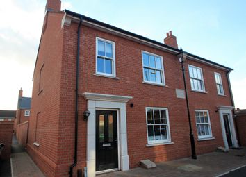 Thumbnail 3 bed semi-detached house to rent in Roman Circus Walk, Colchester, Essex