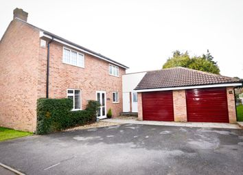 Thumbnail 4 bedroom detached house for sale in Court Farm Road, Longwell Green, Bristol