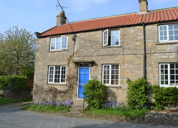 Thumbnail 2 bedroom cottage for sale in Chapel Street, Nawton, York
