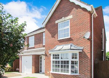 Thumbnail 5 bed detached house for sale in Casswell Drive, Quadring, Spalding
