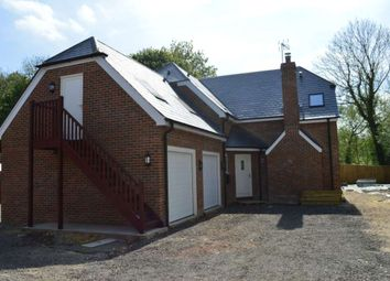 Thumbnail 3 bedroom detached house to rent in Charnham Meadow, Hungerford