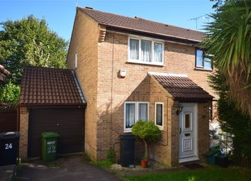 Thumbnail Semi-detached house to rent in Wedmore Close, Kingswood, Bristol