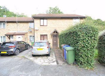 Thumbnail 2 bed terraced house to rent in Bersham Lane, Badgers Dene, Essex