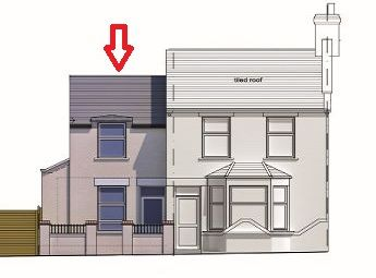 Thumbnail Land for sale in Land At, 1 Charlmont Road, Tooting