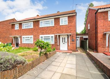 Thumbnail 3 bedroom semi-detached house for sale in Adecroft Way, West Molesey