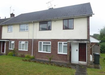 Thumbnail 2 bed maisonette for sale in Falcon Avenue, Binley, Coventry