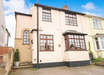 Thumbnail 3 bed semi-detached house for sale in Wood Street, Chelmsford