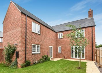 Thumbnail 4 bed detached house to rent in The Old Wood Yard, Rope Way, Hook Norton, Banbury