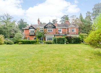 Thumbnail 11 bed flat for sale in Larchwood Lodge, Larch Avenue, Ascot, Berkshire