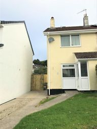 Thumbnail 2 bed semi-detached house to rent in Trematon Drive, Ivybridge