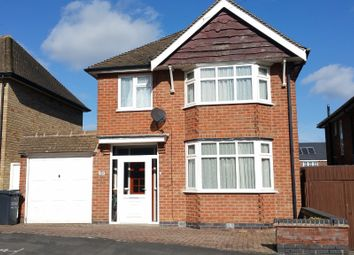 Thumbnail 3 bed detached house to rent in Harrowgate Drive, Birstall, Leicester