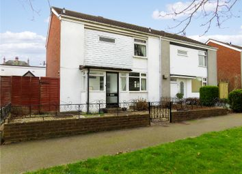 Thumbnail 3 bedroom semi-detached house for sale in Carlyon Gardens, Exeter