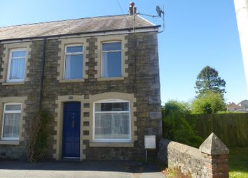 Thumbnail 1 bed semi-detached house to rent in Ammanford Road, Llandybie, Ammanford, Carmarthenshire.