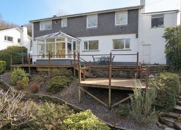 Thumbnail 3 bed detached house for sale in Brannel Road, Coombe