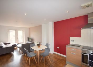 Thumbnail 2 bed flat for sale in Mill Point, Rowditch Place, Derby