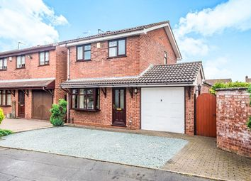 Thumbnail 3 bedroom semi-detached house for sale in Grazewood Close, Willenhall