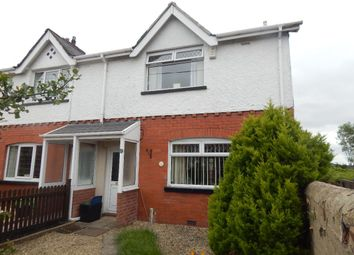 Thumbnail 2 bed end terrace house for sale in Fitzroy Avenue, Ebbw Vale