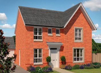 "Thumbnail 4 bed detached house for sale in ""Balmoral"" at Newton Farm Road, Cambuslang, Glasgow"