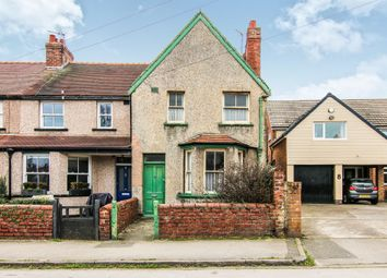 Thumbnail 4 bed end terrace house for sale in Mumfords Lane, Meols, Wirral