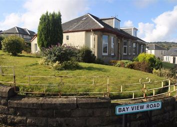 Thumbnail 3 bed semi-detached bungalow for sale in Bayview Road, Gourock