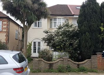 Thumbnail 3 bed semi-detached house for sale in Silkfield Road, London