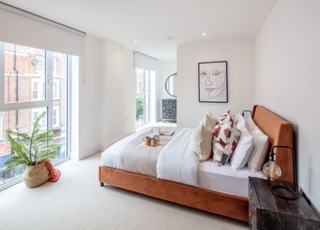 Thumbnail 2 bedroom flat for sale in Churchfield Road, Acton