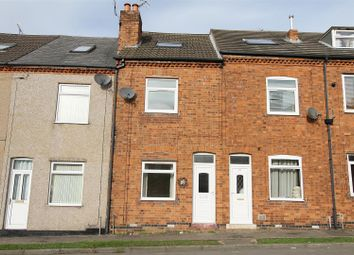 Thumbnail 3 bed terraced house for sale in Spencer Street, Carr Vale, Bolsover