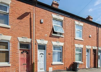 Thumbnail 2 bed terraced house for sale in Mostyn Street, Leicester