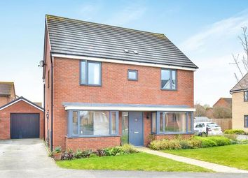Thumbnail 4 bed detached house for sale in Ellis Close, Wootton, Bedford, Bedfordshire