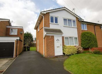 Thumbnail 3 bed semi-detached house to rent in Near Hey Close, Manchester